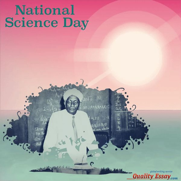 """Though this Science Day is straightly related to India owing to the Raman effect discovered on this day by a prominent Indian physicist C. V. Raman, it's a truly global event. The theme of the year 2018 is """"Science and Technology for a sustainable future.""""  Besides, we shouldn't forget K. S. Krishnan, Raman's student, who also contributed to this discovery of scattering light.  #NationalScienceDay #physics #NobelPrize #discovery"""