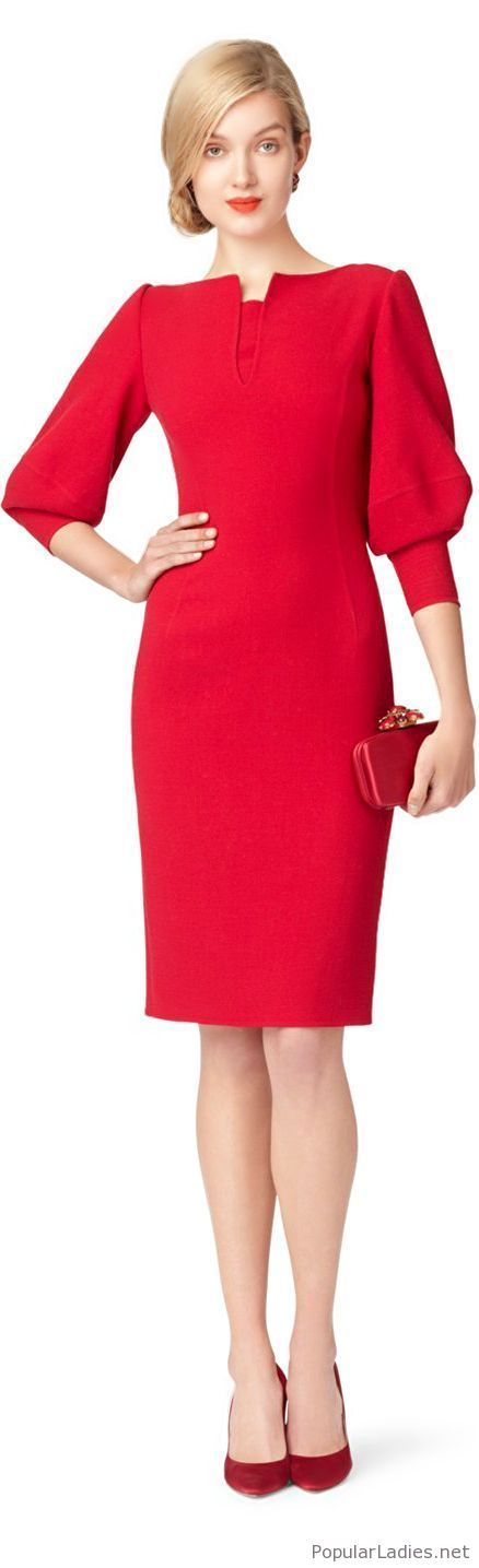all-red-look-dress-high-heels-and-bag