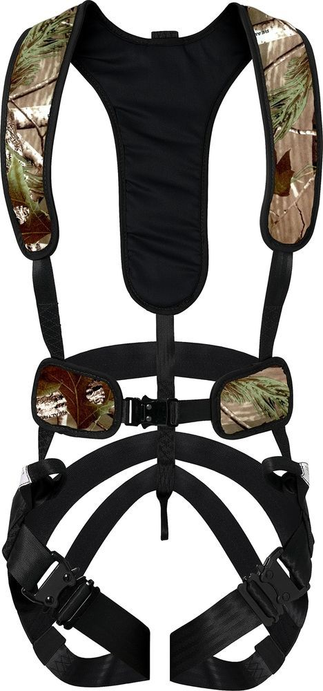 Lightweight Tree Stand Comfortable Hunt Safety Harness Bow Hunting System L/XL #SafetySystem #Custom