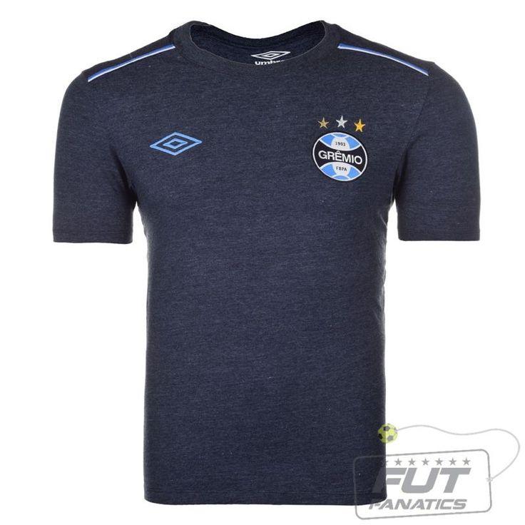 Camiseta Umbro Grêmio Viagem 2015