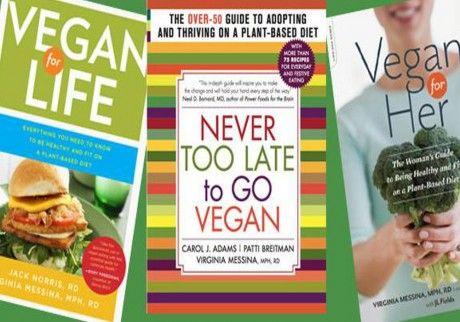 Vegan Nutritionist Ginny Messina's 5 Unique Healthy Vegan Eating Secrets