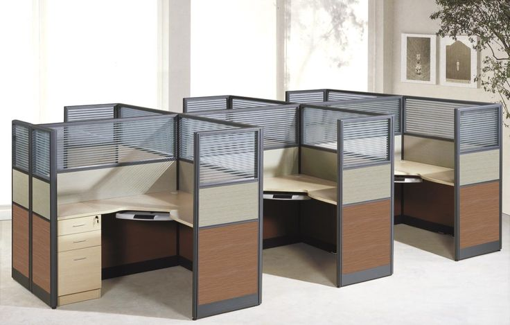 Office Cubicle Design Ideas   Best office cubicles on Office Furniture Workstations CD-T3-8804 High ...