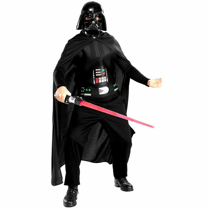 Star Wars - Disfraz de Darth Vader para adultos