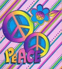 Image result for letras hippies