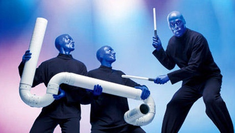 Blue Man Group @ Charles Playhouse (Boston, MA)