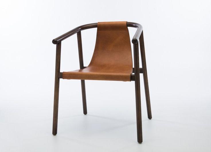 Saddler Chair  Abalos Design   Est Design Directory