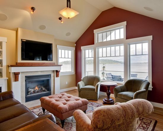 paint colors for walls in living room. Living Room Paint Color Ideas  What Colors Work Best 25 Red accent walls ideas on Pinterest Kitchen with red