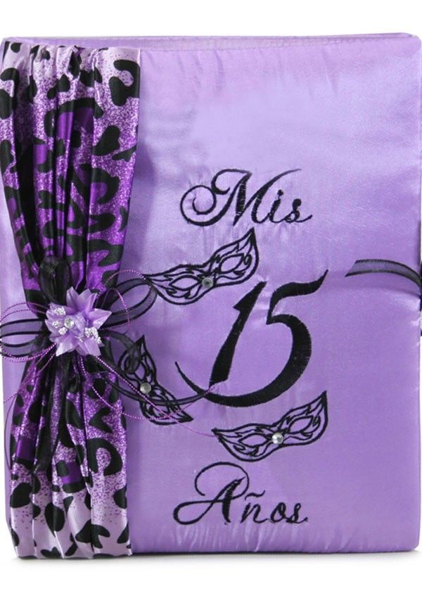 Quinceanera Photo Album Guest Book Kneeling Tiara Pillows Bible Q3070 Visit Us Online At