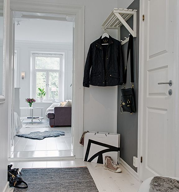 Small apartment in Sweden