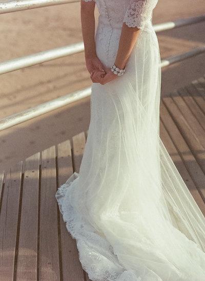 #modest #wedding  #dress #sleeves #lds #temple #wedding #dress #sleeves #modest #vintage #mormon #lds #lace #temple