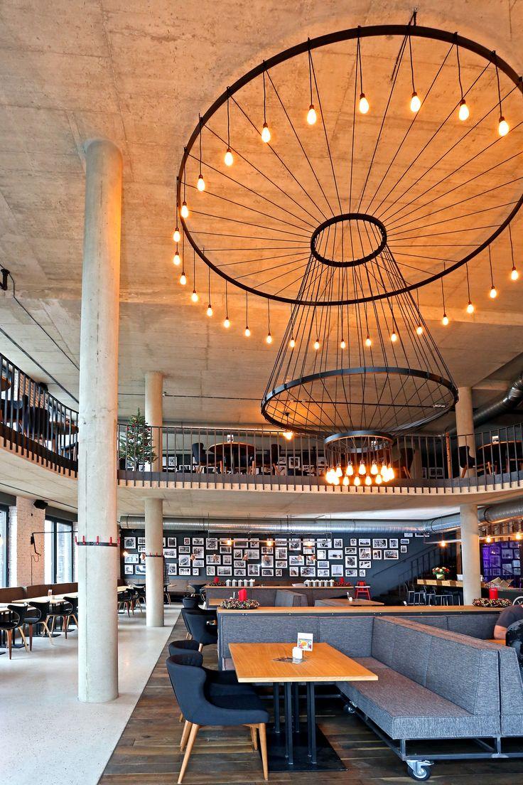VETRO CHAIR & DOLPHIN CHAIR from DAN-FORM Denmark at XL Restaurant Grill & Bar - Prague #lifestyle #restaurant #bar #decor #koncept www.dan-form.com