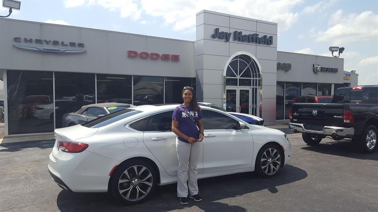Congratulations and Best Wishes ALEXIS AND MARTHA on the purchase of your 2015 Chrysler 200 C!  We sincerely appreciate your business, Jay Hatfield CDJR and MATTHEW BUTLER.