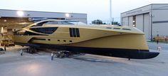 Palmer Johnson Yachts 48m supersport yacht