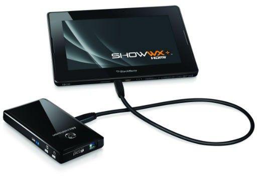 Microvision's SHOWWX+ pico projector gets HDMI upgrade