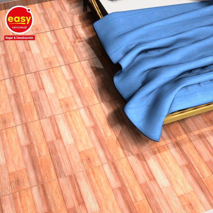 Viste tus pisos con el piso parket tali para dar un estilo único a tus habitaciones. FeriaDePisosyParedes #Pisos #Easy #Feria #Paredes #Deco #Parket