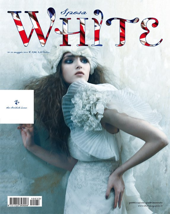 White Sposa 33 - the British issue