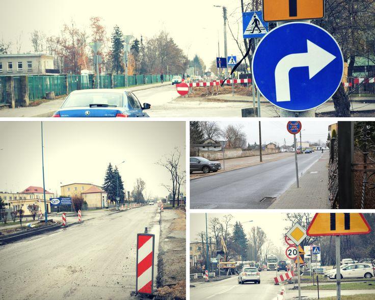 Sezon drogowy w Skierniewicach na finiszu