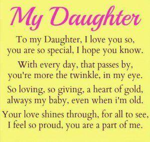mother to daughter poem | mother daughter relationship poems Bloomberg) -- Valinda Parrish talks ...