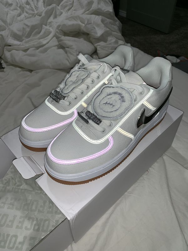 Travis Scott Air Force One For Sale In Bluffdale Ut Tenis