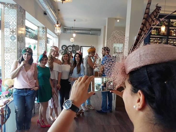 Toscana Ascot Ladies day - Tocados e invitadas perfectas