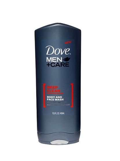 Best of Beauty 2015 Men's Grooming Winner: Dove Men + Care Deep Clean Body and Face Wash   allure.com
