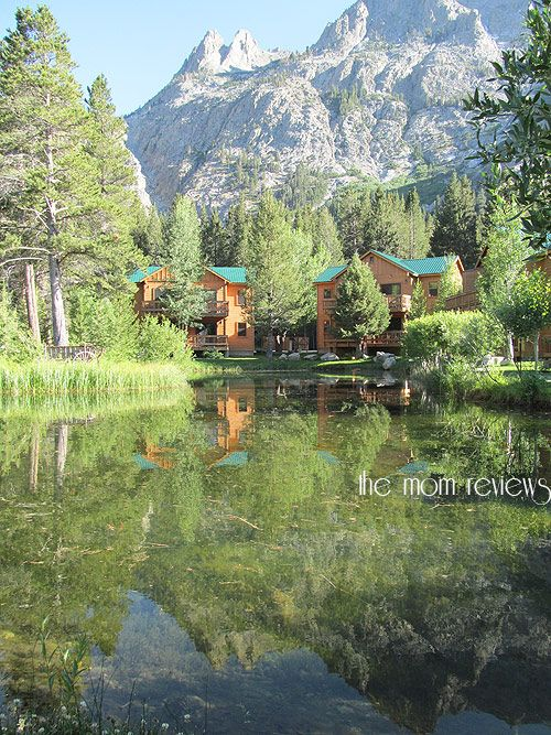 Double Eagle Resort and Spa, June Lake CA