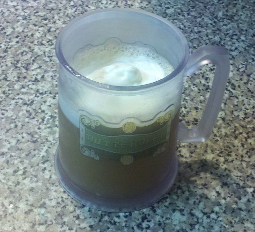 Easy ButterBeer recipe for kids