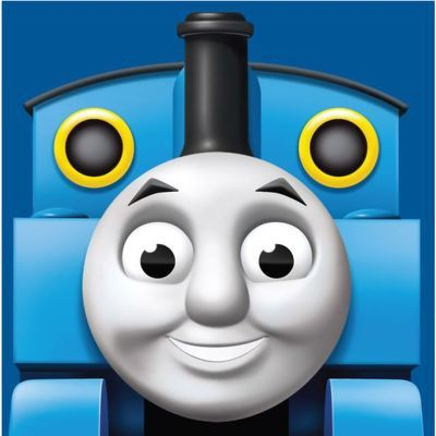 Thomas The Train Face Template Pi 241 Atas Face Template
