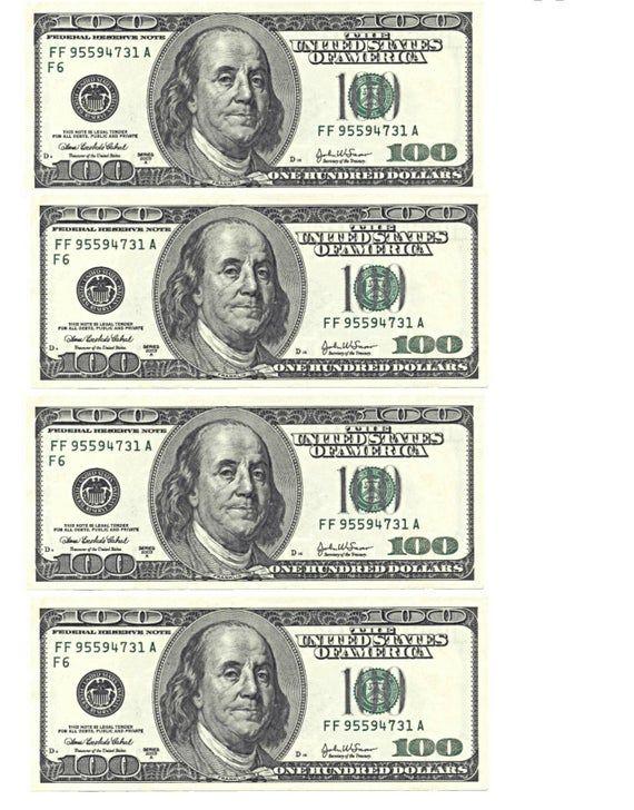 Pin On 100 Dollar Bill