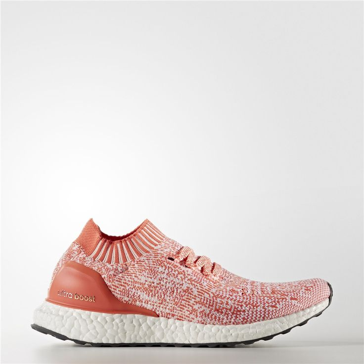 Adidas UltraBOOST Uncaged Shoes (Haze Coral / Easy Coral / Solid Grey)