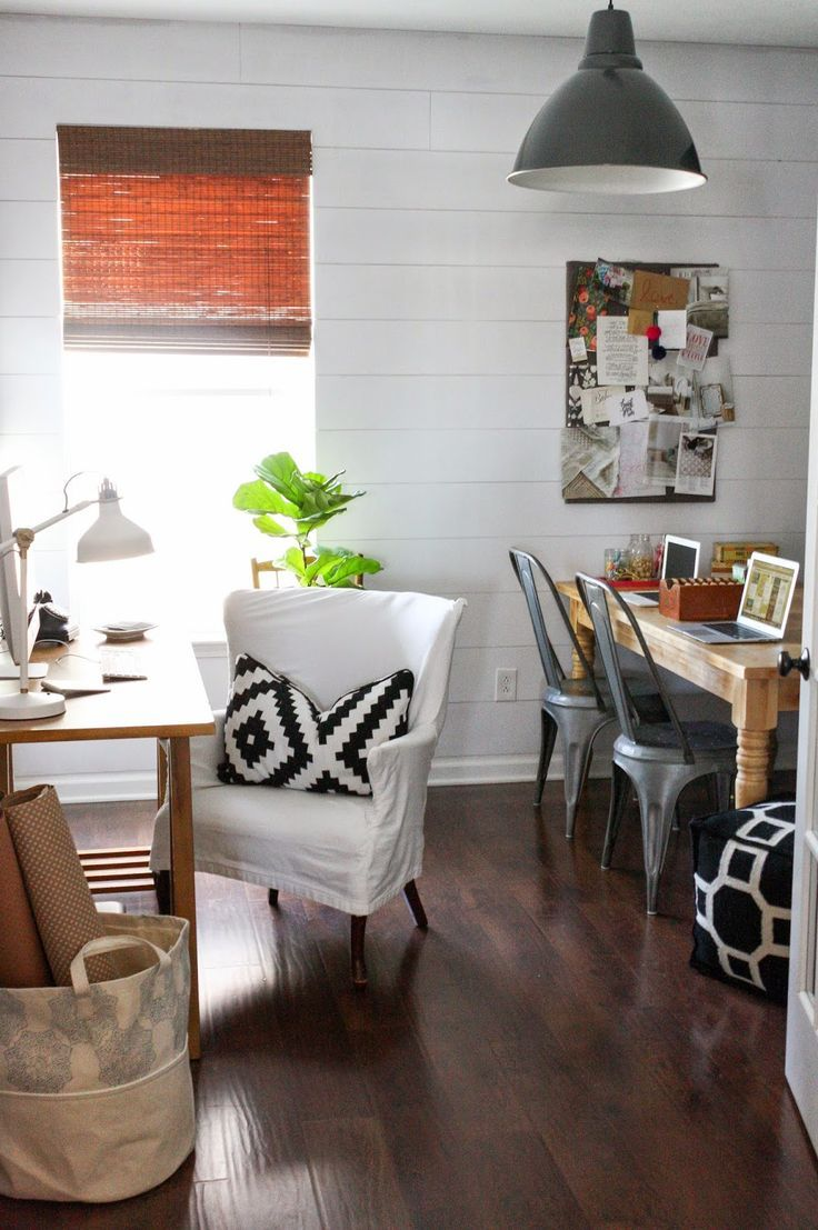 stylish home office space. relaxed and stylish home office space g