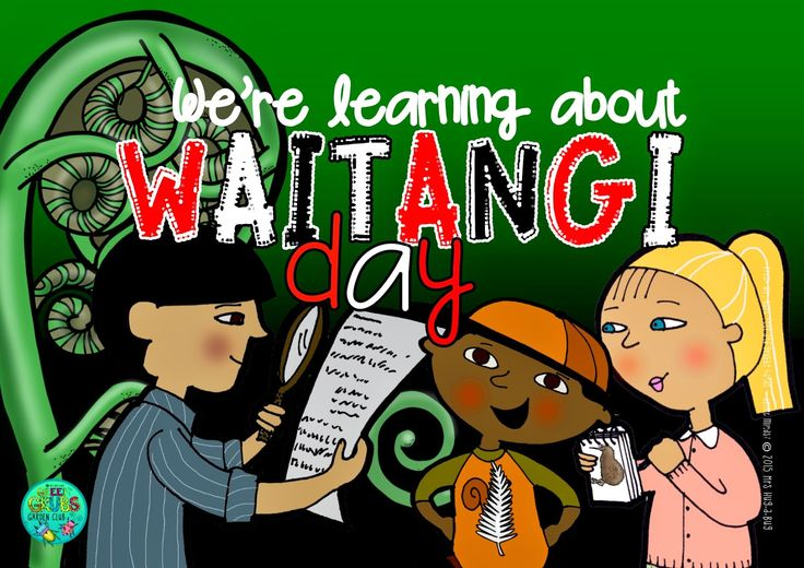 ~FREE PRINTABLE POSTER~ + Blog post - Waitangi Day... do you love or loathe teaching about it? {Green Grubs Garden Club Blog}
