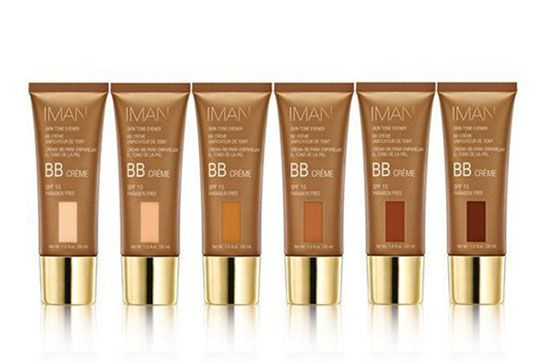 Celebrity Beauty Brands That Don't Suck #refinery29 http://www.refinery29.com/celebrity-beauty-brands#slide-2 Iman Cosmetics (Iman) Model Iman changed the face of the beauty industry by offering shades for a wide range of skin tones. Her brand still remains the gold standard in culturally diverse makeup offerings. ...
