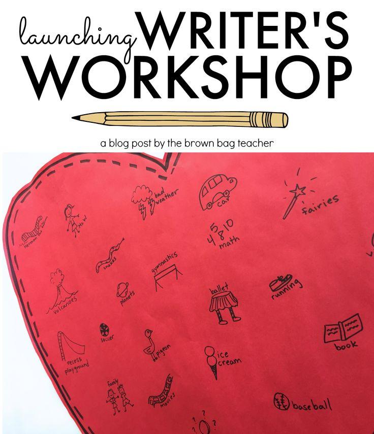 Writers workshop personal narrative unit
