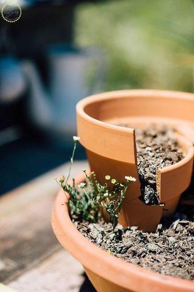 DIY Fairy Garden – macetas