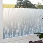 "Maria Linn linjer window film from Scandinavian Design Center, $37 for 19.7"" x 39.4"""