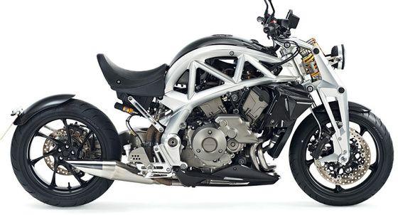 ACE, la moto Ariel Motor Company