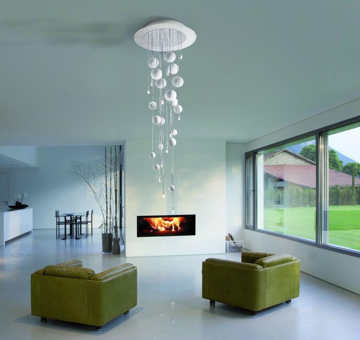 #Lampadario a soffitto. Scopri tutta la collezione qui --> http://www.lamexport.it/web/collections/?cat=pl
