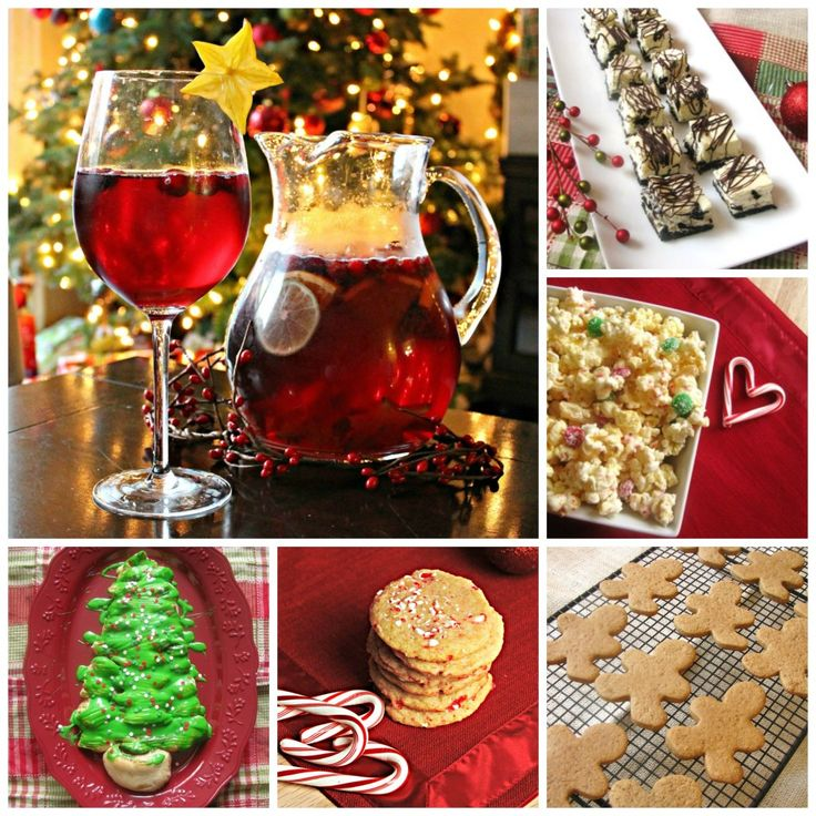 Christmas Recipe Round-Up