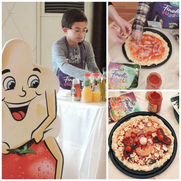 ¡Cómo hacer pizza casera con Aimar y Finello Puzzle! ¿Conocéis a Aimar San Miguel, finalista en la primera edición de Masterchef Junior y protagonista del programa Un, Dos... Chef? Nosotros lo conocí...