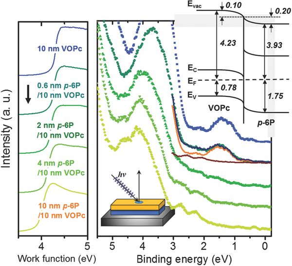 Two dimensional electron gas to achieve high mobility of organic transistors