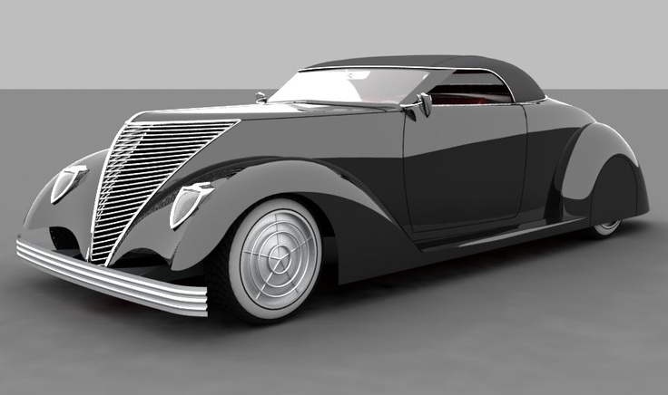 1937 Lincoln Zephyr Automotivation Pinterest Cars