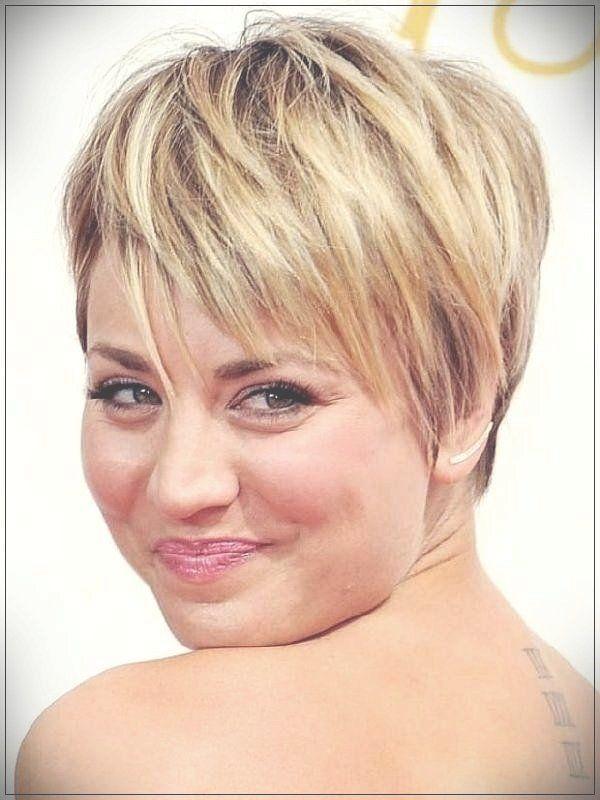 Short Hair 2020 Round Face