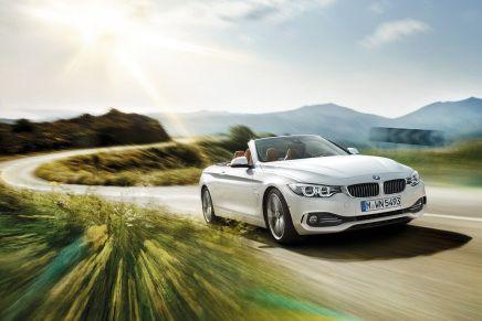 Nouveaux moteurs pour la BMW Série 4Cabriolet