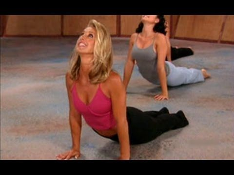 Denise Austin: Yoga Metabolism Booster Workout, a fat-burning yoga exercise that is designed to increase the heart rate, burn calories, relieve stress, and tone the entire body through a series of traditional, flowing Yoga poses. Drop those extra pounds with Fitness Expert, Denise Austin!