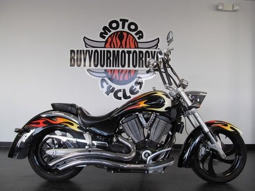Used Victory motorcycle for sale. 2007 Victory Kingpin $7,900 Arlington, Texas