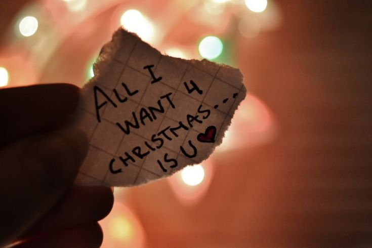 Christmas Picture Quotes For Family: All I Want For Christmas Is You Dear A Christmas Picture Quote ~ Mactoons Family Inspiration