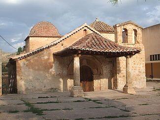 Valencia Ademuz - Ermita de Nuestra Señora de la Huerta. Siglo XIV. Ademuz