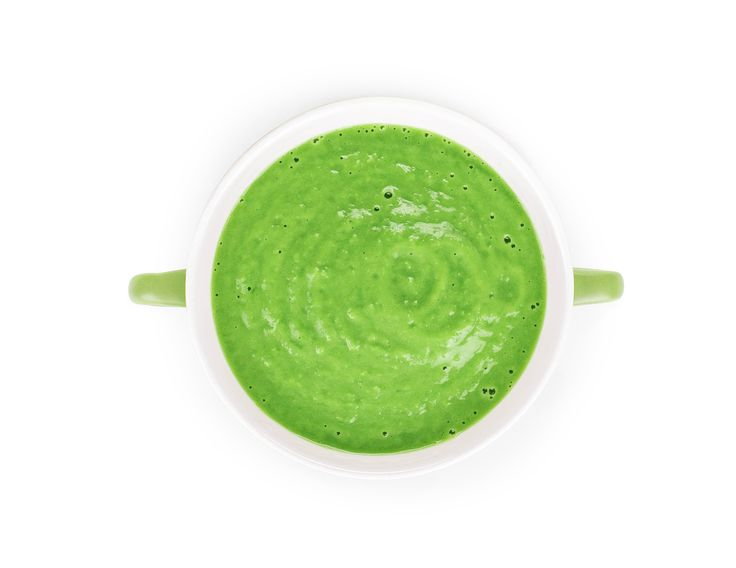 """Raw spinach soup recipe from Anthony Williams, medical intuitive. He says """"If you have this soup every day, you will see amazing changes in your health with time."""""""