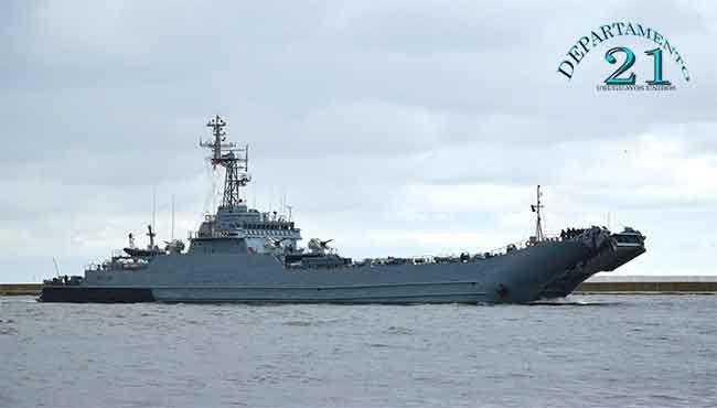 Una Propuesta  extraña para dotar de buques  a la armada uruguaya llega de desde España.